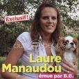 Laure Manaudou dans Doggy Célébrités