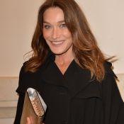 Carla Bruni-Sarkozy : Joli selfie à l'approche du déconfinement
