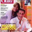 """Couverture du magazine """"Gala"""", numéro du 7 mai 2020."""