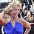 """Corinne Touzet à la première de """"The Traitor"""" lors du 72ème Festival International du Film de Cannes, le 23 mai 2019."""