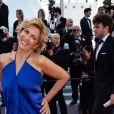 """Corinne Touzet - Montée des marches du film """"Le Traitre (Il Traditore)"""" lors du 72ème Festival International du Film de Cannes. Le 23 mai 2019 © Tiziano Da Silva / Bestimage"""