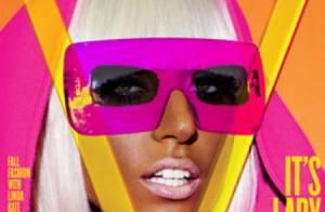 Lady GaGa version toute nue et toute bronzée, elle l'a fait !