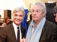 """Cyril Viguier a récemment vu Alain Delon : """"Il retrouve l'essentiel de sa forme"""""""