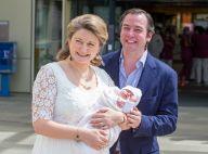 Guillaume et Stéphanie de Luxembourg : Première grande sortie avec Charles