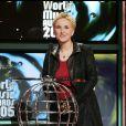 Melissa Etheridge aux World Music Awards 2005 à Hollywood.