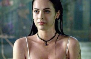 Megan Fox est vraiment torride en suceuse... de sang humain ! Regardez !