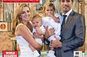 La superbe jeune maman Charlotte Church vous présente ses deux enfants, Ruby et Dexter !