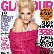 Gwen Stefani au top du glamour... s'accorde une pause tendresse avec son petit dernier ! Trop mignon !