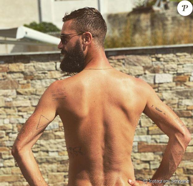 Benoit Paire dévoile ses fesses sur Instagram, le 20 mai 2020