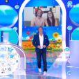 """Xavier et sa compagne Laura évoquent leur mariage à venir dans """"Les 12 coups de midi"""" - 21 mai 2020, TF1"""