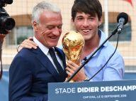 Dylan Deschamps : Le fils de Didier et sa compagne, tout beaux et tout bronzés