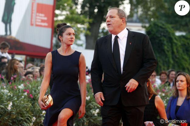 """Harvey Weinstein - Premiere du film """"Philomena"""" lors du 70eme festival du film de Venise Le 31 aout 2013."""