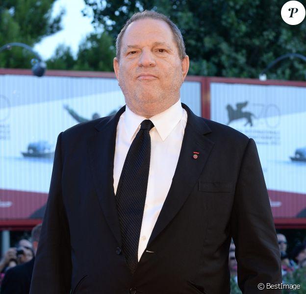 """Harvey Weinstein - Premiere du film """" Philomena """" lors du 70eme festival du film de Venise Le 31 aout 2013"""