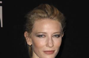 La star australienne Cate Blanchett... blessée à la tête lors d'une représentation théâtrale !