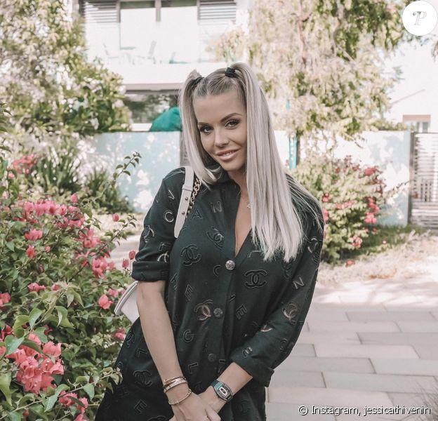 Jessica Thivenin pose sur Instagram, mai 2020