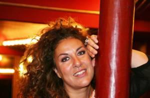 La géniale Marianne James très bien dans son corps de ronde :