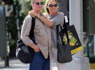 Après 27 ans de bonheur... Jessica Lange et Sam Shepard affichent toujours leur amour au grand jour ! C'est beau et rare !