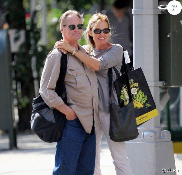 Jessica Lange et Sam Shepard, dans le quartier de West Village, à New York, le 2 septembre 2009 !