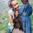 """Exclusif - Emmanuelle Béart - Dîner de gala au profit de l'association """"Maïsha Africa"""" de Sonia Rolland, qui vient en aide aux enfants du Rwanda, au Pavillon Gabriel, à Paris, France, le 17 décembre 2018. © Gorassini-Moreau/Bestimage"""