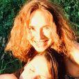 Isabel Otero et sa fille ana Girardot sur Instagram, le 3 août 2019.