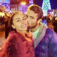 Le footballeur serbe Aleksandar Katai et sa femme Tea Katai, photo Instagram de décembre 2016. En juin 2020, Aleksandar a vu son contrat avec le LA Galaxy prendre fin suite à des publications racistes de son épouse sur les réseaux sociaux en réaction aux manifestations Black lives matter après la mort de George Floyd.