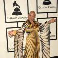 Dee Dee Bridgewater à la cérémonie des Grammy Awards
