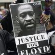 Nick Cannon lors de la manifestation Black Lives Matter en mémoire de George Floyd à Minneapolis le 29 mai 2020. © Brian Peterson/TNS via ZUMA Wire