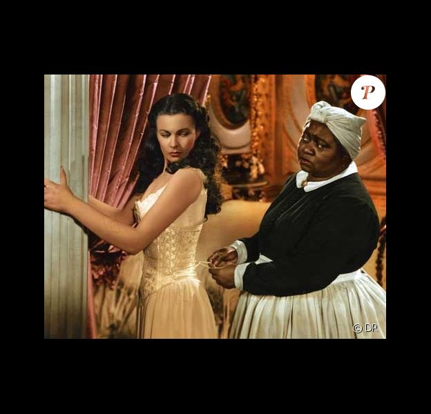 """Image du film """"Autant en emporte le vent"""", sorti en 1939 et qui a été retiré le 9 juin 2020 du catalogue de la plateforme de streaming HBO Max, en plein mouvement de protestation contre le racisme et les violences policières visant les Noirs aux Etats-Unis."""