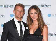 Jenson Button bientôt papa : sa fiancée Brittny Ward attend leur 2e enfant