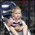Violet au supermarché à Boston (3 septembre 2009)