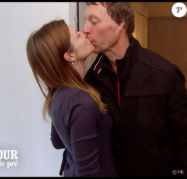 """Catherine et François - """"L'amour est dans le pré 2019"""" sur M6? le 18 novembre 2019."""
