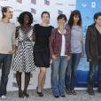 Le jury du prix révélation Cartier au 35e Festival du film Américain de Deauville