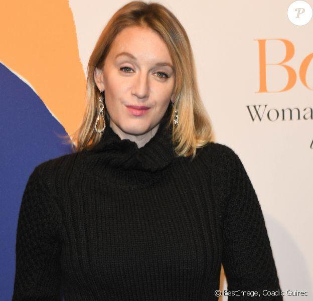 Semi-exclusif - Ludivine Sagnier - Remise des Bold Woman Awards by Veuve Clicquot au 3 Mazarine à Paris le 14 novembre 2019. © Coadic Guirec/Bestimage