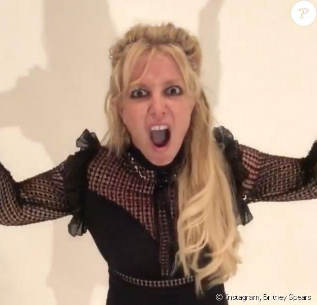 Britney Spears sur Instagram. Le 23 juin 2020.