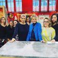 Sophie Davant porte une veste signée de la marque Giorgio & Mario appelée Yvoire Vel et d'une valeur de 507 euros - Instagram, 3 juin 2020