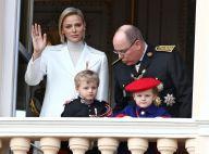 Charlene et Albert de Monaco : Photo de famille pour leurs 9 ans de mariage