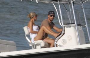 Enrique Iglesias en escapade amoureuse sea and sun... avec sa très belle Anna Kournikova !