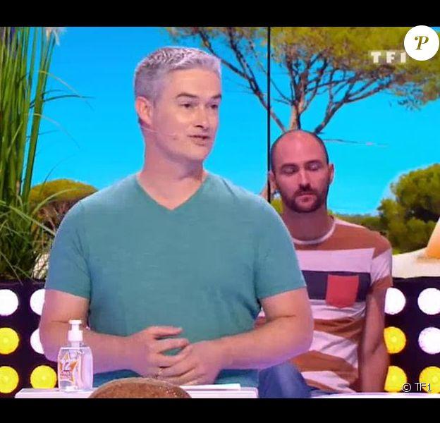 """Eric dans """"Les 12 Coups de midi"""", le 3 juillet 2020, sur TF1"""