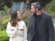 Ben Affleck : Nouveau look, l'acteur teint ses cheveux gris et sa barbe