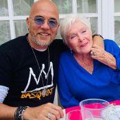 Line Renaud pimpante pour ses 92 ans : champagne, cadeaux... et Pascal Obispo