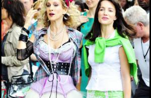 Sex and The City 2 : Quand Sarah Jessica Parker et ses copines sortent le look fluo des années 80... on adore !