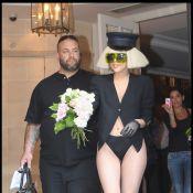 Avec Lady Gaga et ses tenues folles... On n'est pas couché ! Regardez...