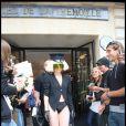 Lady Gaga soigne toujours son look... Mais parfois, la sobriété manque cruellement !