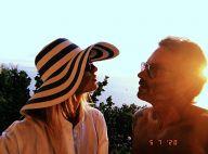 Anthony Delon et Sveva Alviti : Vacances de rêve à Capri pour les amoureux