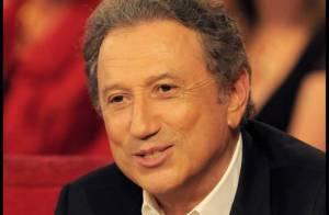 Michel Drucker fêtera ses 67 ans avec tous ses copains... à Trouville !