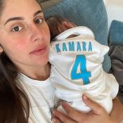 Coralie Porrovecchio: La paternité de Boubacar Kamara mise en doute, elle réagit