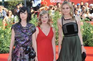 Linh-Dan Pham, Diane Kruger et Sarah Polley... trois bombes glamour à Venise ! Regardez !