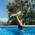 Alizée et Maggy le 24 juin 2020 sur Instagram.