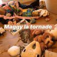 Alizée dévoile de nouvelles photos de sa fille Maggy - Instagram, 23 juillet 2020