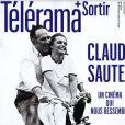 """Couverture du magazine """"Télérama"""", numéro du 18 au 24 juillet 2020."""